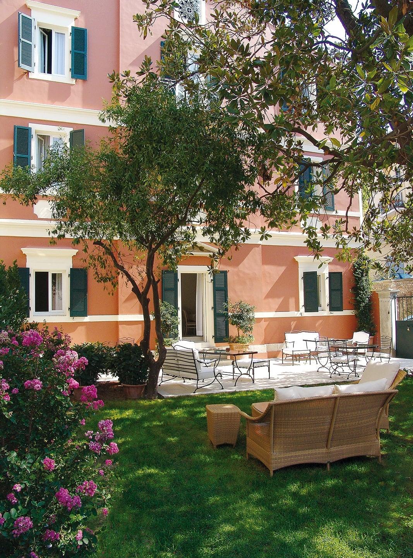 4* Siora Vittoria Boutique Hotel Corfu - Κέρκυρα εικόνα