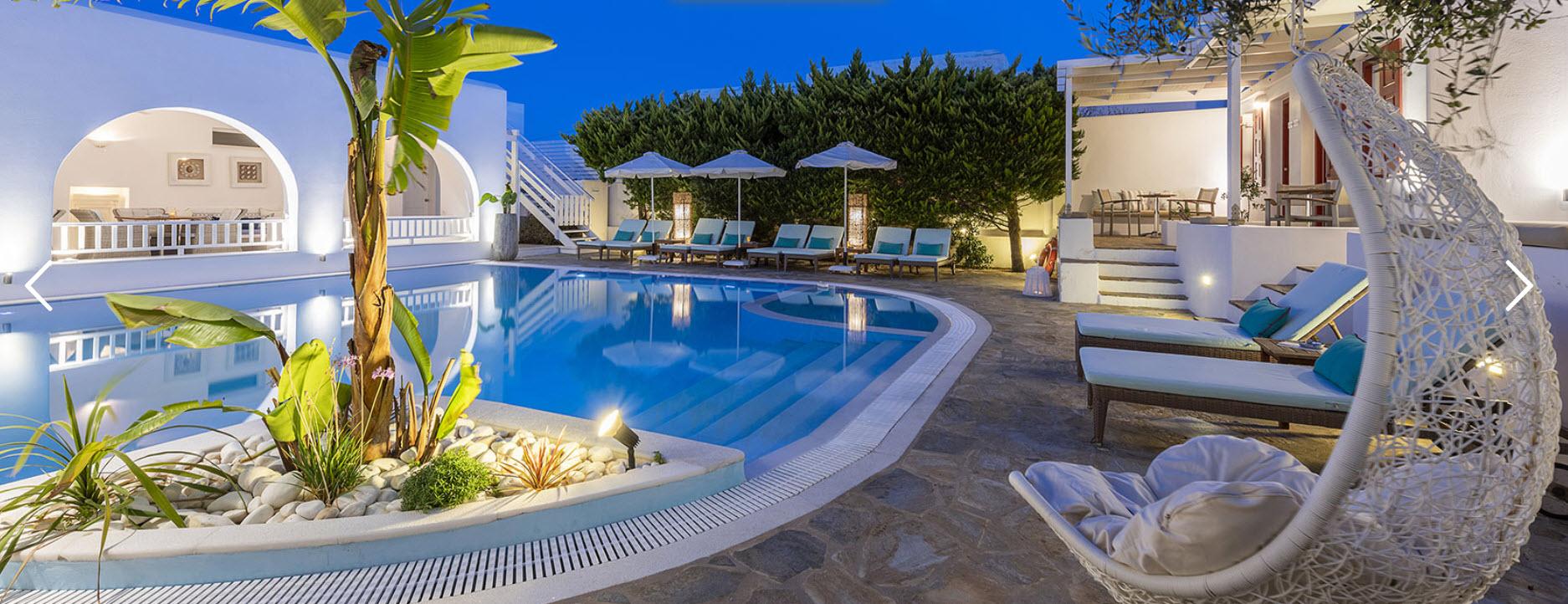 Stelia Mare Boutique Hotel - Πάρος ✦ 2 Ημέρες (1 Διανυκτέρευση) ✦ 2 άτομα ✦ Πρωινό ✦ 01/07/2021 έως 31/07/2021 ✦ Μπροστά στην παραλία!