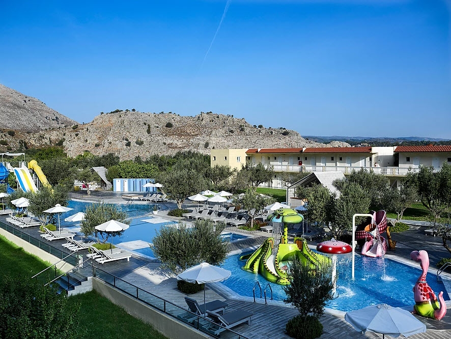4* SunConnect Kolymbia Star - Ρόδος εικόνα