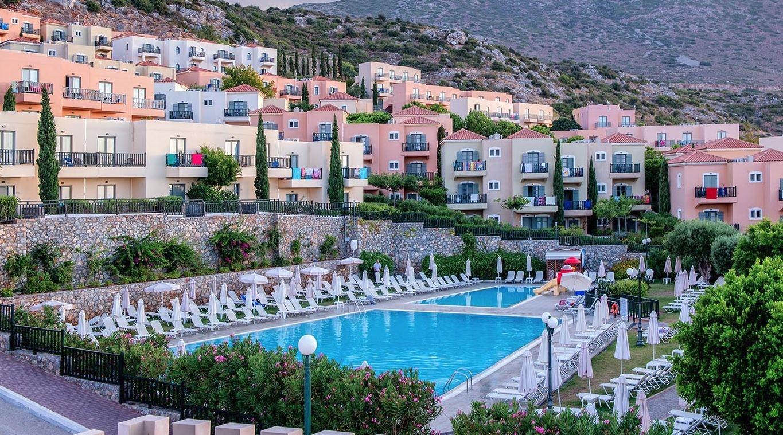 4* The Village Water Park Smartline - Χερσόνησος, Κρήτη εικόνα