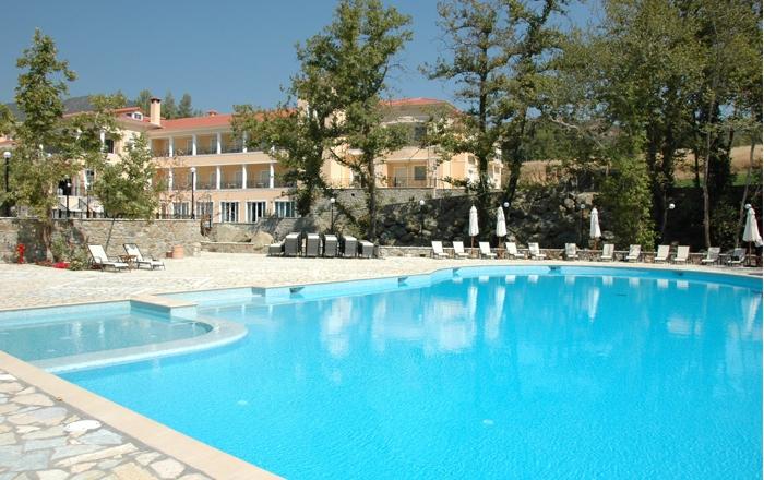 4* Thermae Platystomou Resort & Spa - Λουτρά Πλατυστόμου εικόνα