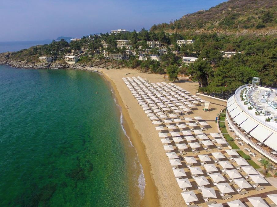 4* Tosca Beach Hotel - Καβάλα ✦ -37% ✦ 4 Ημέρες (3 Διανυκτερεύσεις) ✦ 2 άτομα + 2 παιδιά έως 11 ετών ✦ All Inclusive ✦ έως 19/09/2021 ✦ Ιδιωτικός χώρος στάθμευσης δωρεάν