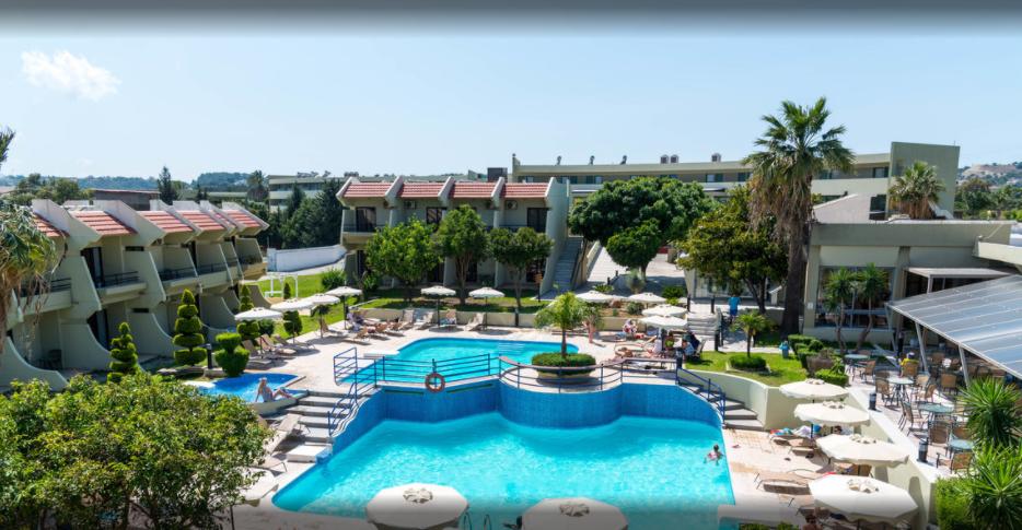 4* Virginia Family Resort - Κοσκινού, Ρόδος ✦ -30% ✦ 4 Ημέρες (3 Διανυκτερεύσεις) ✦ 2 άτομα + 1 παιδί έως 12 ετών ✦ All Inclusive ✦ 01/08/2021 έως 28/08/2021 ✦ Κοντά στην Παραλία!