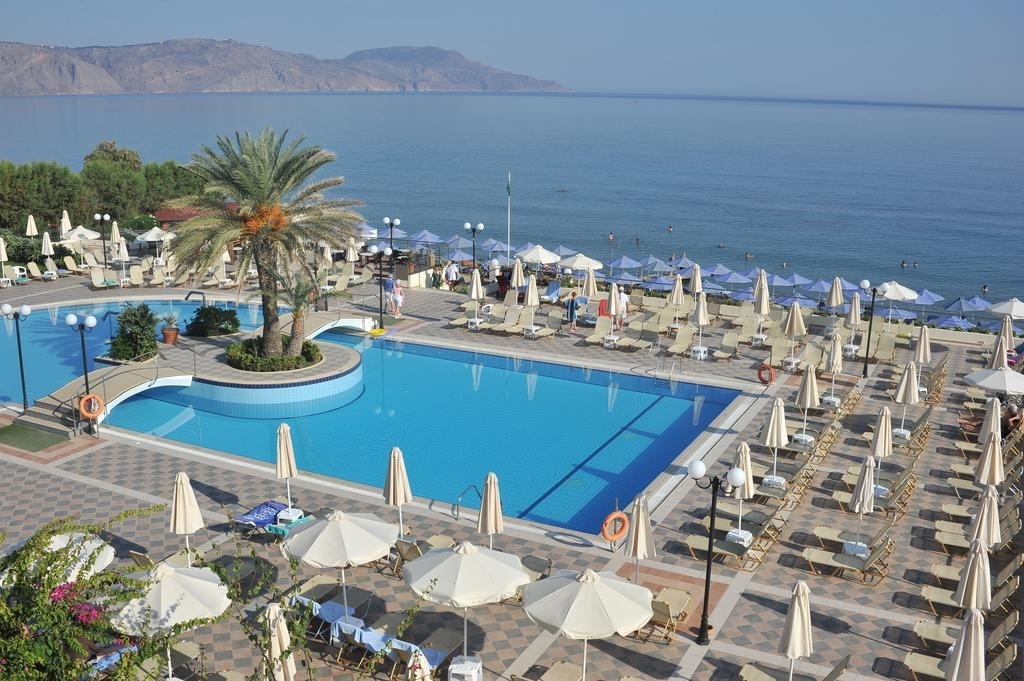 4* Hydramis Palace Beach Resort- Χανιά, Κρήτη   4 Ημέρες (3 Διανυκτερεύσεις)   2 άτομα + 1 παιδί έως 12 ετών   All Inclusive   έως 26/07/2019 και 22/08 έως 12/09   Free WiFi