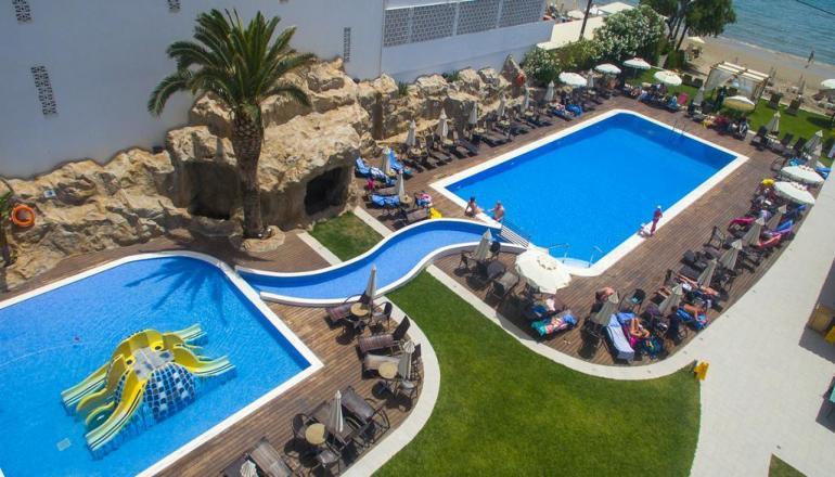 Πάσχα στο 5 αστέρων BEST WESTERN Galaxy Hotel στη Ζάκυνθο! Απολαύστε 4 ημέρες / 3 διανυκτερεύσεις ΚΑΙ για τα 2 Άτομα ΚΑΙ ένα Παιδί έως 12 ετών, με Ημιδιατροφή (Πρωινό και Βραδινό σε Μπουφέ) σε δίκλινο δωμάτιο, μόνο με 318€ από 639€ ( Έκπτωση 50%)! Παρέχεται Αναστάσιμο Δείπνο και Ανήμερα του Πάσχα προσφέρεται Παραδοσιακό ψήσιμο του Οβελία σε συνοδεία από Μεζέδες και Μουσική καθώς και Απεριόριστα ποτά σε όλα τα γεύματα! Παρέχεται Λαμπάδα για την Ανάσταση! Υπάρχει δυνατότητα επιπλέον διανυκτέρευσης! εικόνα