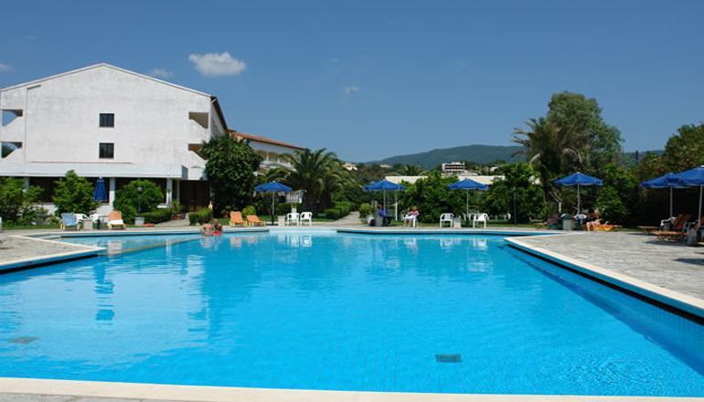 327€ από 467€ ( Έκπτωση 30%) ΚΑΙ για τις 4 ημέρες / 3 διανυκτερεύσεις ΚΑΙ για τα 2 Άτομα KAI ένα Παιδί έως 2 ετών με Ημιδιατροφή (Πρωινό και Βραδινό) σε δίκλινο δωμάτιο, στο Livadi Nafsika Hotel στην Κέρκυρα! Υπάρχει δυνατότητα επιπλέον διανυκτερεύσεων! H προσφορά ισχύει ΚΑΙ για του Αγίου Πνεύματος! εικόνα