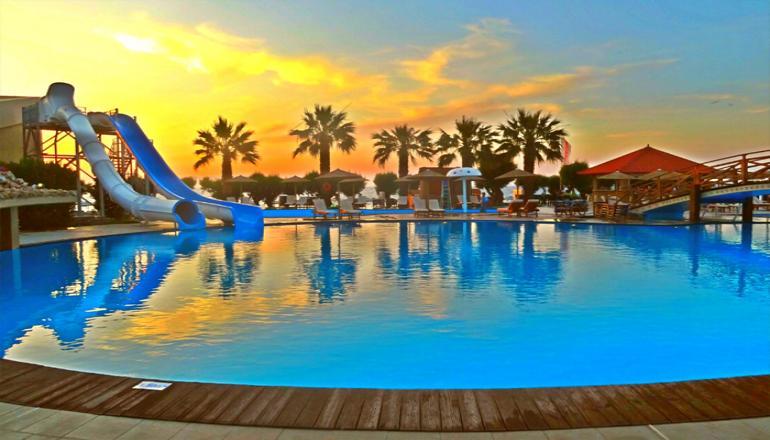 4* Doreta Beach Resort - Ρόδος ? 4 Ημέρες (3 Διανυκτερεύσεις) ? 2 Άτομα ΚΑΙ ένα Παιδί έως 15 ετών ? All Inclusive ? έως 02/10/2017 ? Νεροτσουλήθρες