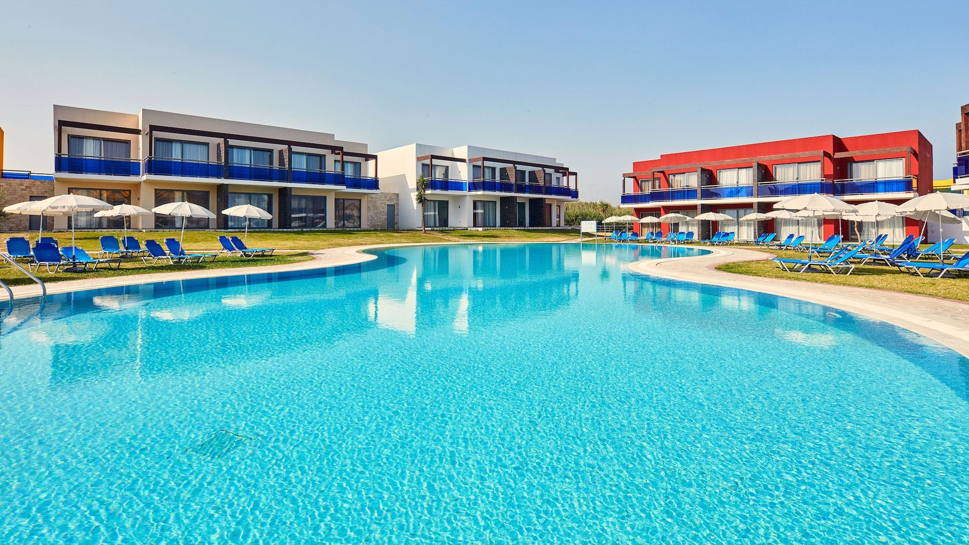 5* All Senses Nautica Blue Exclusive Resort & Spa - Φανές, Ρόδος εικόνα