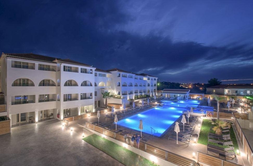 5* Azure Resort & Spa - Τσιλιβί, Ζάκυνθος   -20%   3 Ημέρες (2 Διανυκτερεύσεις)   2 Άτομα   All Inclusive   26/07/2019 έως 31/08/2019   Free WiFi!