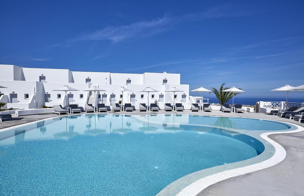 5* De Sol Hotel Santorini - Σαντορίνη, Φηρά ? -35% ? 2 Ημέρες (1 Διανυκτέρευση) ? 2 άτομα ? Πρωινό ? έως 31/10/2019 ? Early check in και Late check out κατόπιν διαθεσιμότητας!