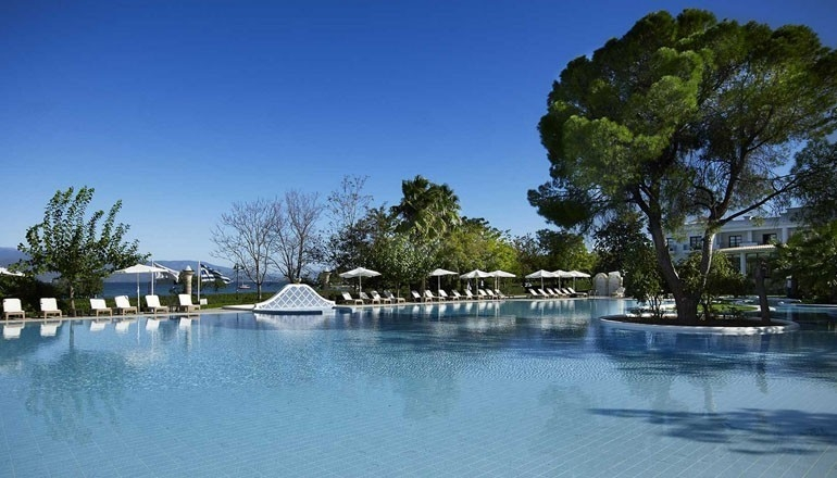 5* Galini Wellness Spa & Resort - Καμένα Βούρλα