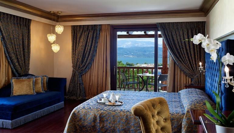 5* Grand Serai Hotel - Ιωάννινα ✦ -42% ✦ 3 Ημέρες (2 Διανυκτερεύσεις) ✦ 2 άτομα + 2 παιδιά 1 έως 12 ετών και 1 έως 2 ετών ✦ Ημιδιατροφή ✦ 01/10/2021 έως 20/12/2021 ✦ Στο κέντρο των Ιωαννίνων!