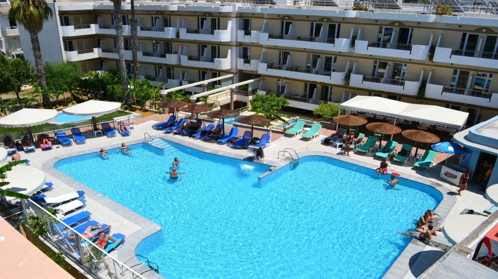 Astron Hotel Kos - Κως   4 Ημέρες (3 Διανυκτερεύσεις)   2 άτομα + 1 παιδί έως 13 ετών   Πρωινό   έως 31/08/2019   Free WiFi