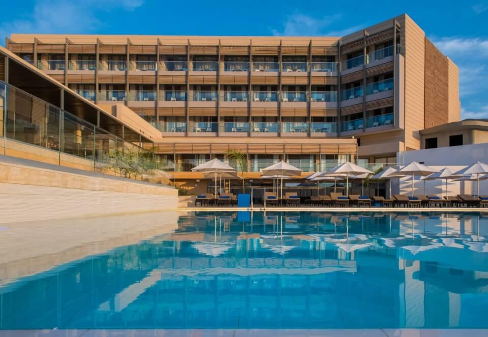 5* I Resort Beach Hotel & Spa - Σταλίδα Ηρακλείου, Κρήτη ✦ 2 Ημέρες (1 Διανυκτέρευση) ✦ 2 άτομα ✦ Πρωινό ✦ 01/06/2021 έως 30/06/2021 ✦ Μπροστά στην παραλία!