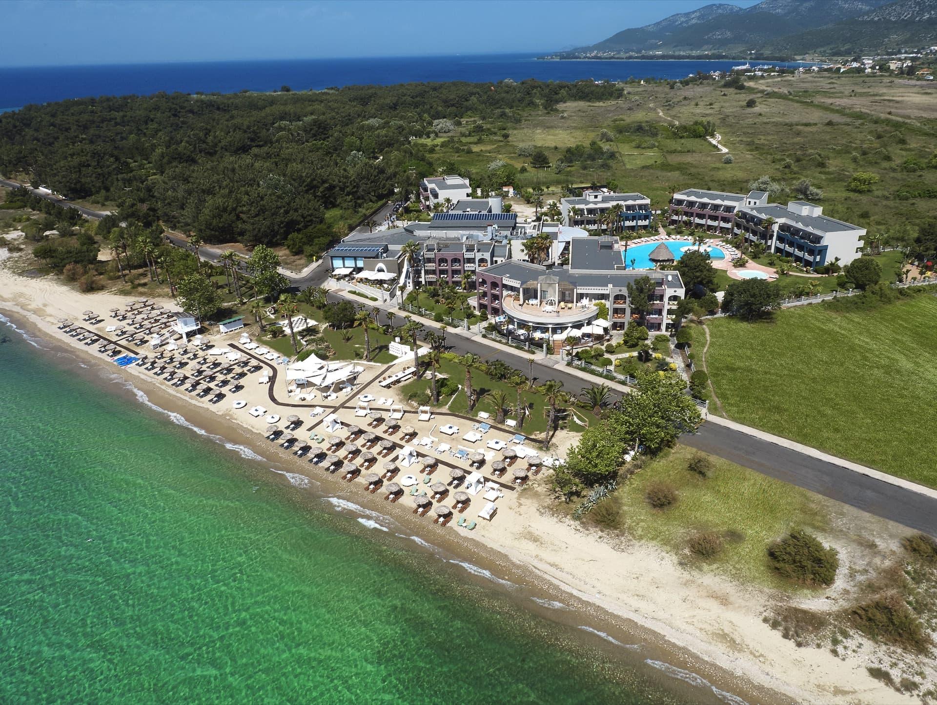5* Ilio Mare Hotels & Resorts - Θάσος ✦ -40% ✦ 5 Ημέρες (4 Διανυκτερεύσεις) ✦ 2 άτομα + 1 παιδί έως 12 ετών ✦ Ημιδιατροφή ✦ 01/08/2021 έως 23/08/2021 ✦ <strong>Επιπλέον 1 Διανυκτέρευση ΔΩΡΟ και κέρδος 15% σε go4more πόντους!</strong>