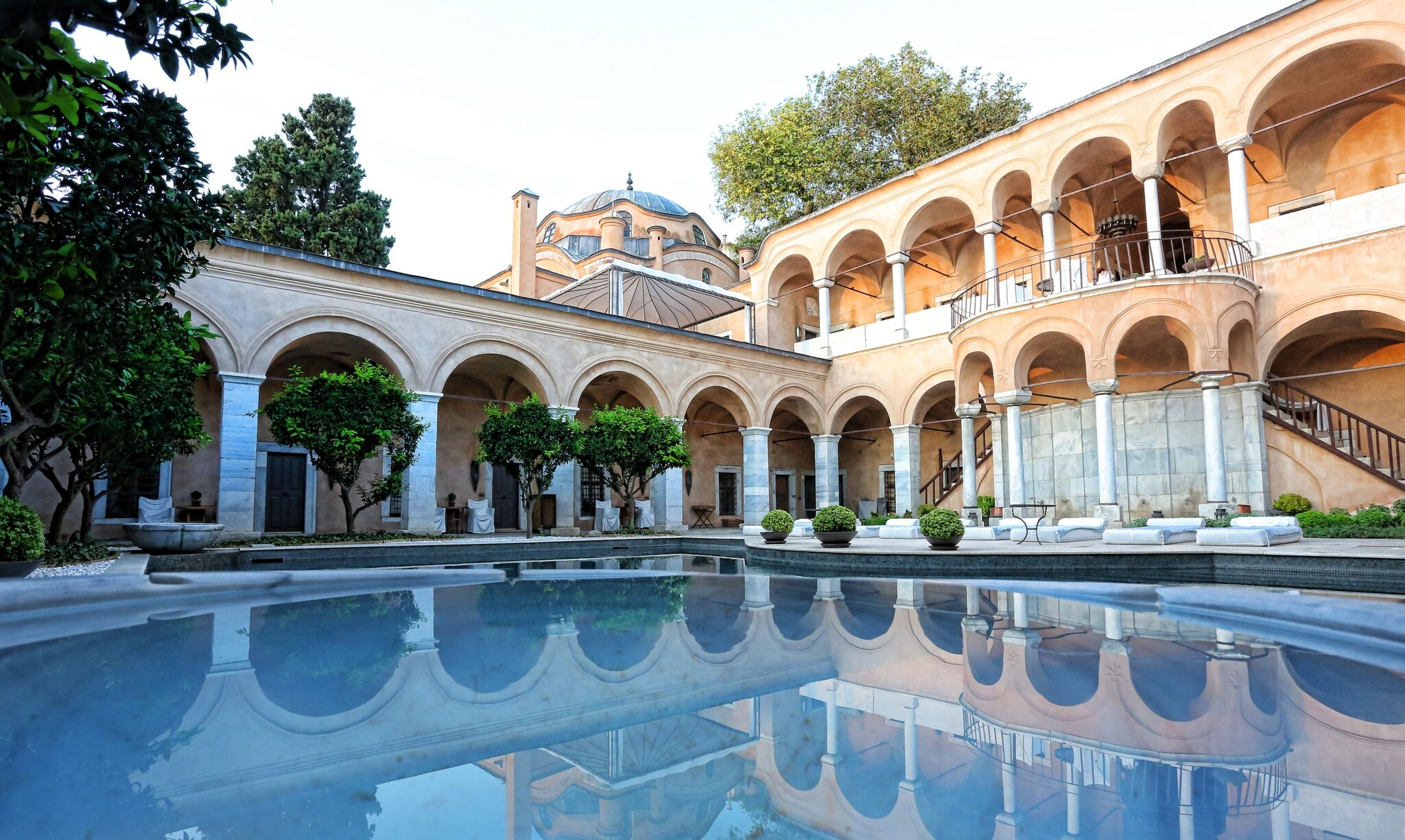 5* Imaret Hotel - Καβάλα ? -33% ? 3 Ημέρες (2 Διανυκτερεύσεις) ? 2 Άτομα ? Πρωινό ? Έως 27/04/2018 ? Early check in και Late check out κατόπιν διαθεσιμότητας!