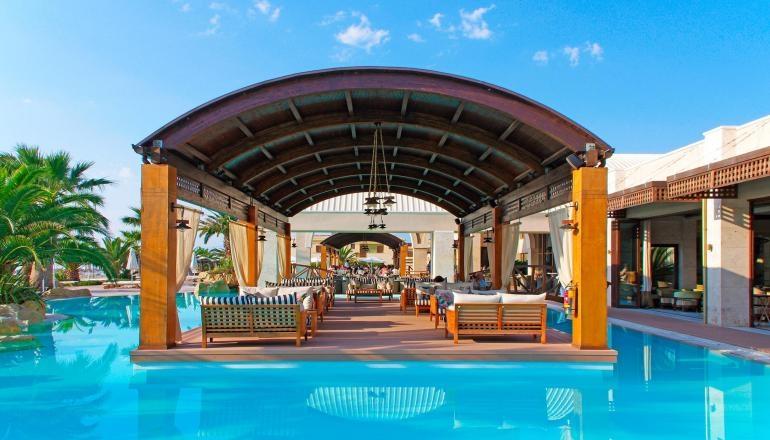 5* Sentido Mediterranean Village Hotel & Spa – Ολυμπιακη Ακτη ✦ 6 Ημερες (5 Διανυκτερευσεις) ✦ 2 Άτομα KAI 2 Παιδια, ενα εως 7 και ενα εως 3 ετων ✦ Ημιδιατροφη ✦ 11/07/2018 εως 28/08/2018 ✦ Ελευθερη προσβαση στο κεντρο Ευεξιας Spa Venus!