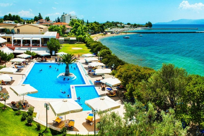 5* Negroponte Resort - Ερετρια ✦ -50% ✦ 2 Ημερες (1 Διανυκτερευση) ✦ 2 ατομα + 1 παιδι εως 6 ετων ✦ Ημιδιατροφη ✦ εως 31/10/2020 ✦ Early check in και Late check out!