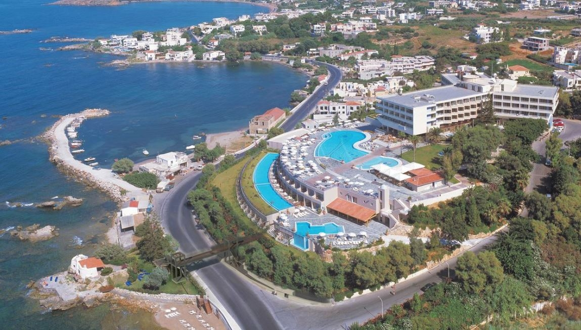 5* Panorama Hotel - Αγία Μαρίνα, Χανιά, Κρήτη εικόνα