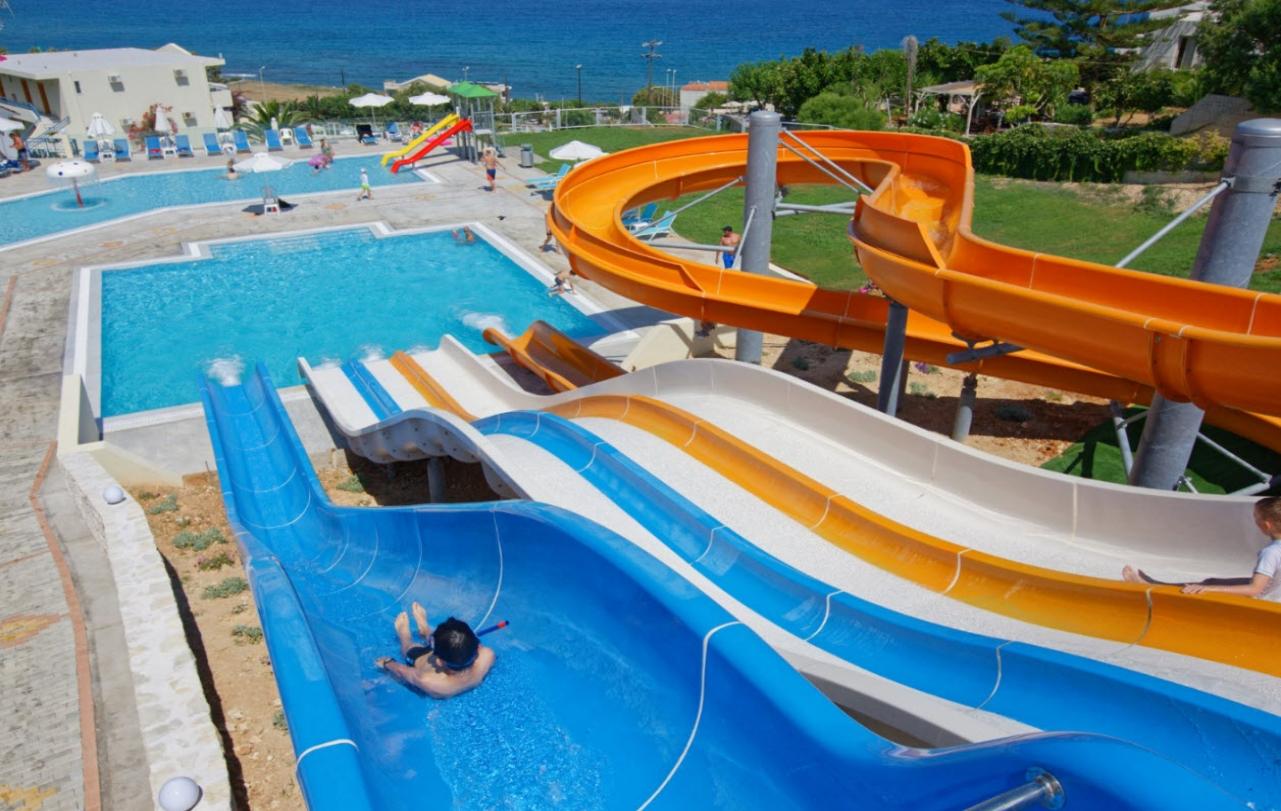 5* Rethymno Mare & Water Park - Ρέθυμνο, Σκαλέτα ? -30% ? 4 Ημέρες (3 Διανυκτερεύσεις) ? 2 άτομα ? All Inclusive ? 21/06 έως 12/07 και 26/08 έως 20/09 ? Water Park με 7 τσουλήθρες!