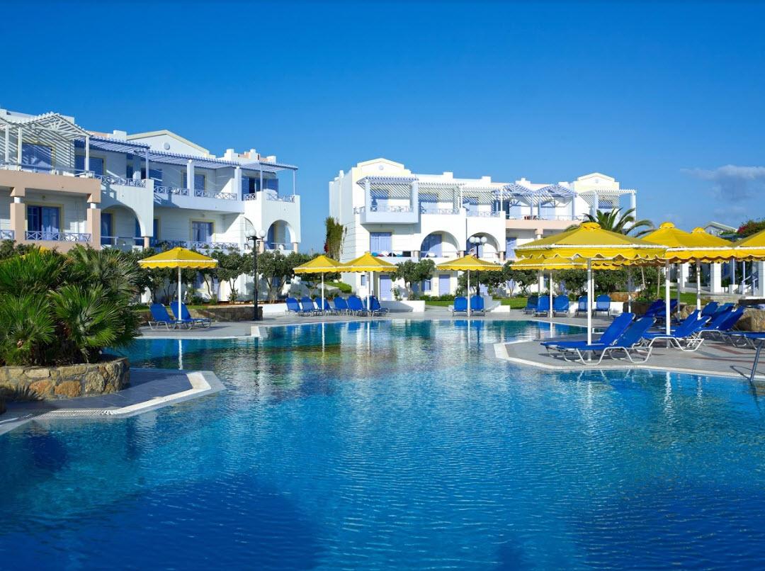 5* Serita Beach Hotel - Χερσόνησος, Κρήτη ✦ -30% ✦ 4 Ημέρες (3 Διανυκτερεύσεις) ✦ 2 άτομα ✦ All Inclusive ✦ 16/09/2020 έως 30/09/2020 ✦ Mini Club για τα Παιδιά!