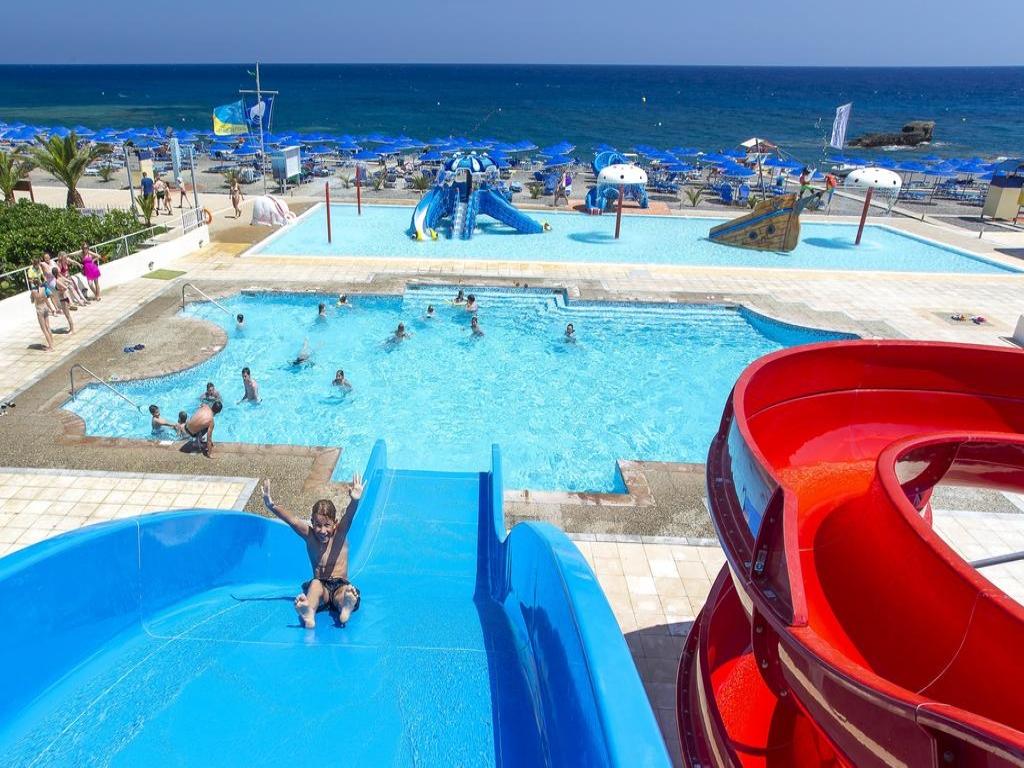 5* Sunshine Crete Beach - Ιεραπετρα Κρητης ✦ -27% ✦ 6 Ημερες (5 Διανυκτερευσεις) ✦ 2 ατομα + 1 παιδι εως 12 ετων ✦ All Inclusive ✦ εως 24/08/2019 ✦ Υπεροχη Τοποθεσια!