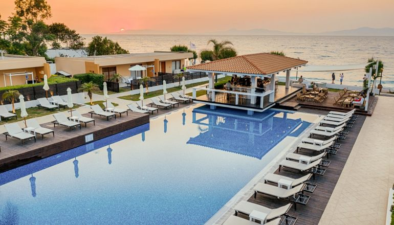 5* Villa Di Mare Seaside Suites - Ρόδος