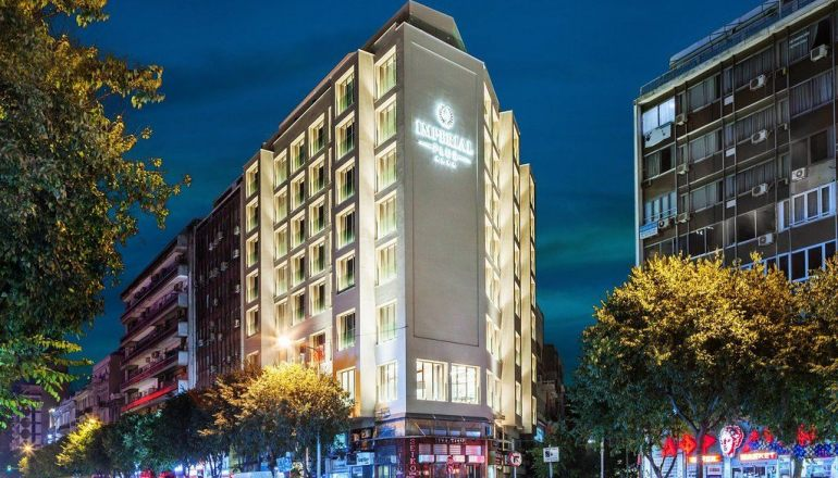 4* ad Imperial Plus Hotel Thessaloniki - Θεσσαλονίκη