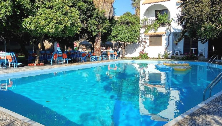 Oasis Hotel & Bungalows Rhodes