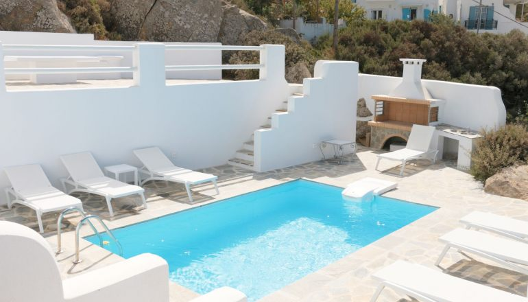 Apricot & Sea Luxury Villas  - Νάξος