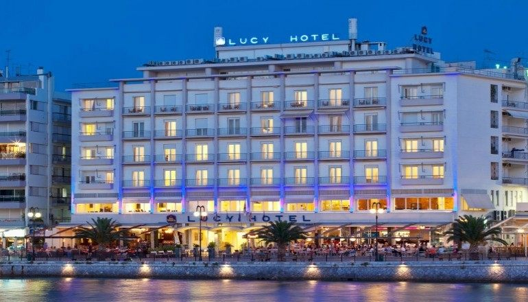 4* LUCY HOTEL - Χαλκίδα