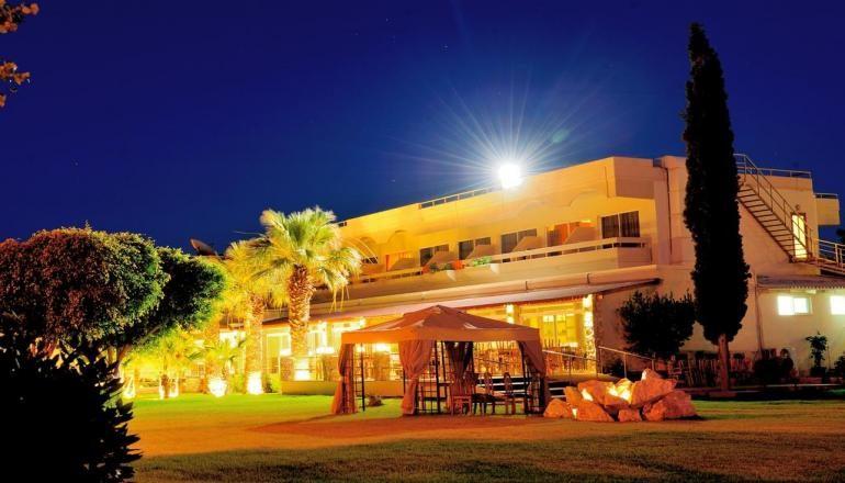 Delfinia Hotel - Ρόδος, Κολύμπια