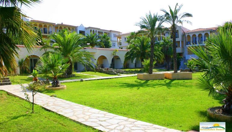 4* Aristoteles Beach Hotel - Χαλκιδική, Άφυτος