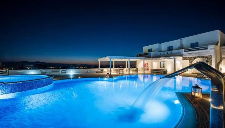 4* Cycladic Islands Hotel & Spa - Νάξος