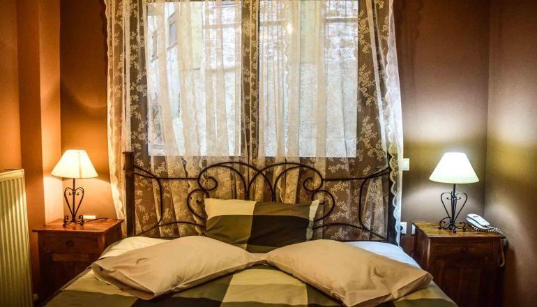 Αέτωμα Suites - Τρίκαλα Κορινθίας