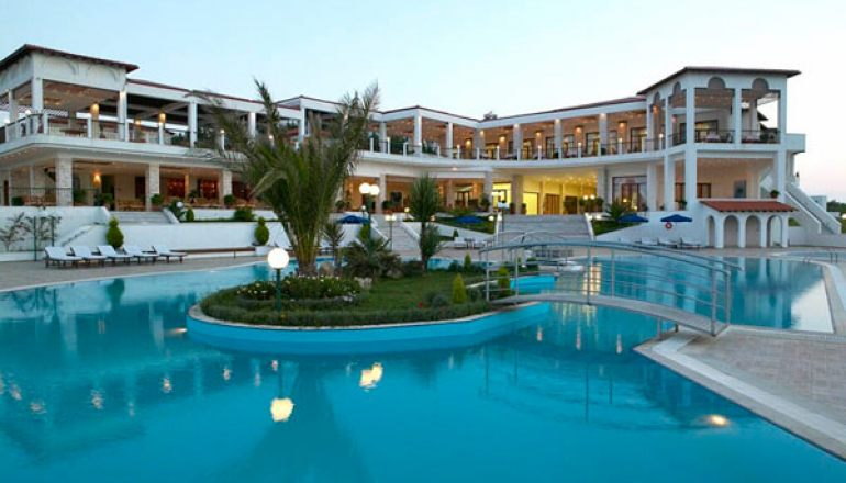 5* Alexandros Palace Hotel & Suites - Χαλκιδική