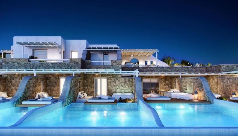 4* Adel Private Suites - Μύκονος