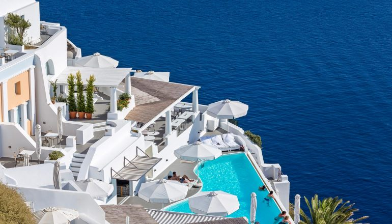5* Katikies Santorini, The Leading Hotels of the World - Σαντορίνη