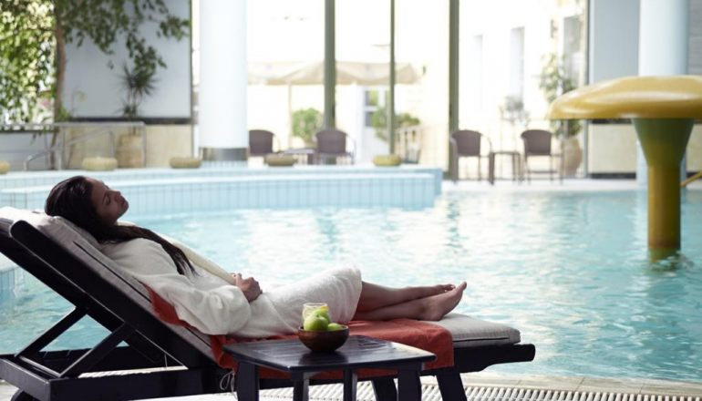 5* Thermae Sylla Spa Wellness Hotel - Αιδηψός
