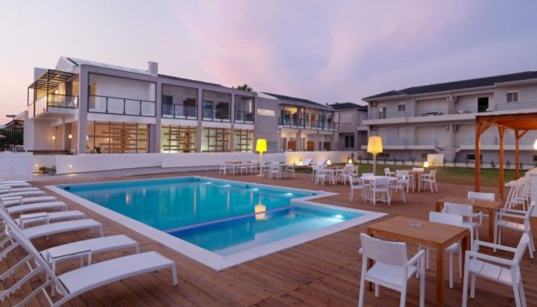 Sesa Boutique Hotel + Restaurant  - Πρέβεζα