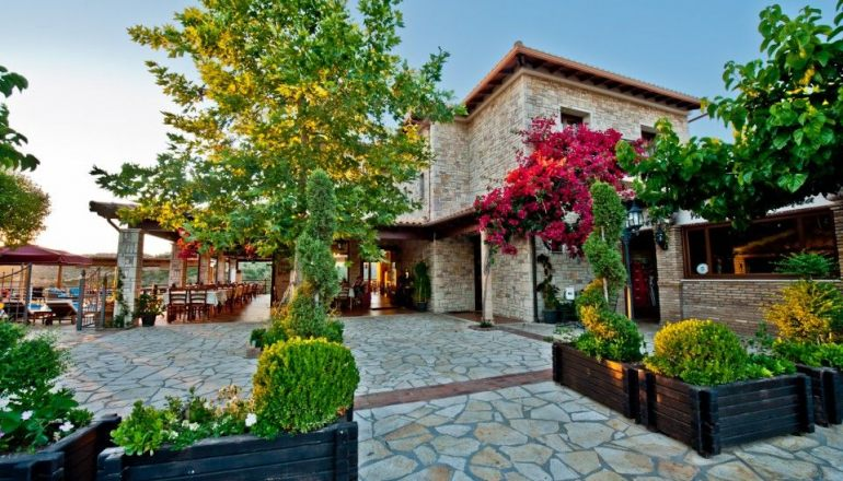 4* Bacchus Pension Olympia