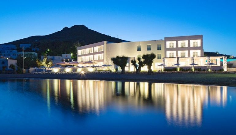 5* Patmos Aktis Suites & Spa - Πάτμος