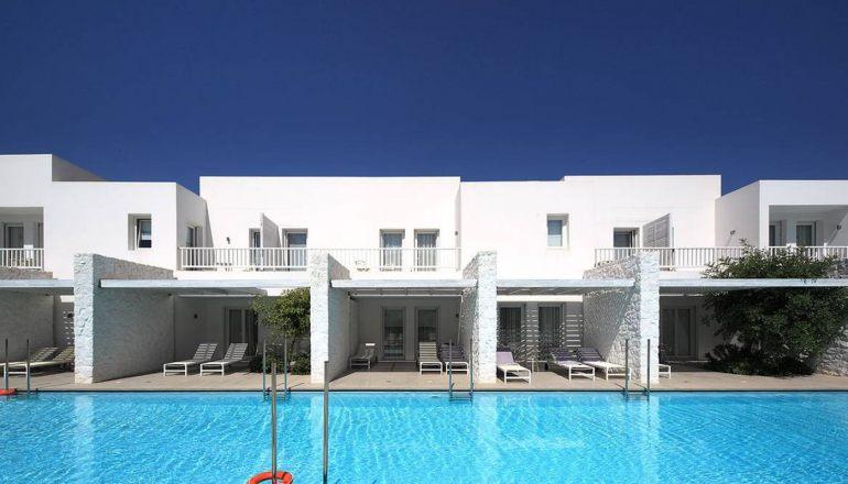 5* Patmos Aktis Suites & Spa - Πάτμος, Γροίκος