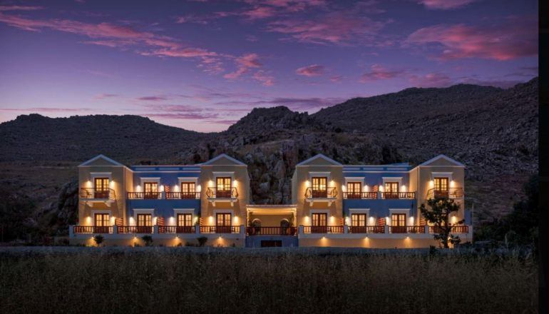 A Symi Residences - Σύμη