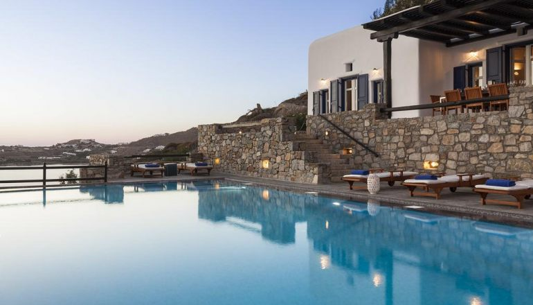 AGL Luxury Villas - Μύκονος