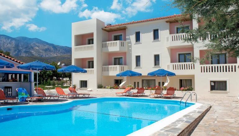 Aphrodite Hotel & Suites - Σάμος