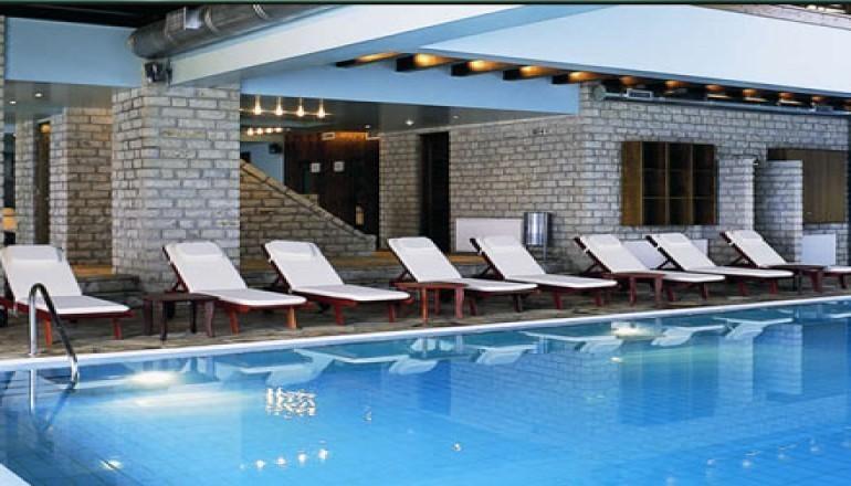 Πασχα στο 5 αστερων AVARIS Hotel, στο Καρπενησι! Απολαυστε 4 ημερες / 3 διανυκτερευσεις KAI για τα 2 Άτομα ΚΑΙ 2 Παιδια, ενα εως 12 και ενα εως 6 ετων, με Πληρη Διατροφη (Πρωινο, Μεσημεριανο και Βραδινο) σε δικλινο δωματιο, μονο με 479€ απο 958€ ( Έκπτωση 50%)! Προσφερεται Πασχαλινο Εορταστικο Γευμα! Ελευθερη προσβαση στην Εσωτερικη Θερμαινομενη Πισινα, Hamam, Jacuzzi, Sauna και Γυμναστηριο! Για τους μικρους μας φιλους καθημερινη απασχο…
