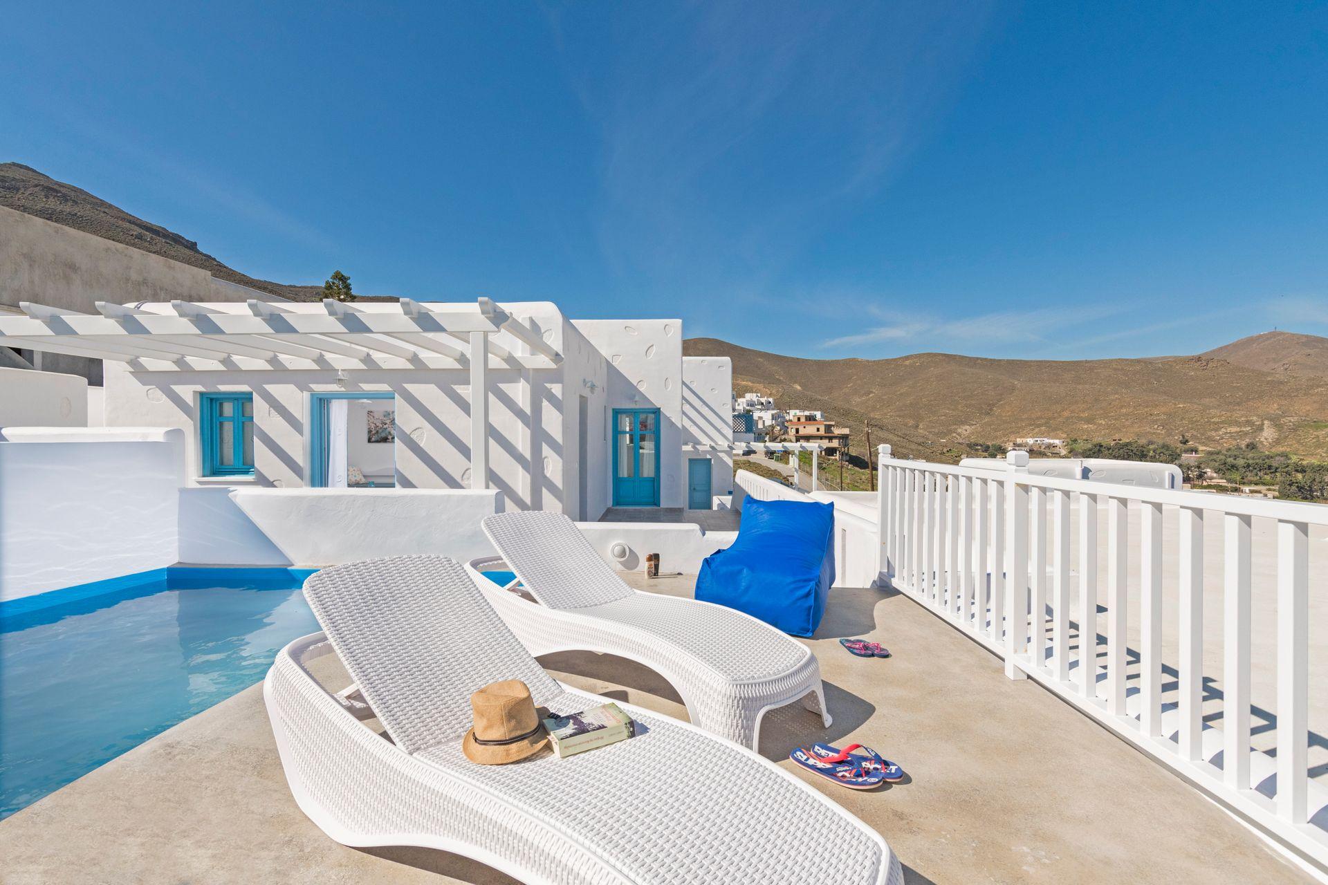 Aegean Sea Villas - Αστυπάλαια ✦ 2 Ημέρες (1 Διανυκτέρευση) ✦ 3 άτομα ✦ Χωρίς Πρωινό ✦ 01/06/2021 έως 30/06/2021 ✦ Free WiFi!