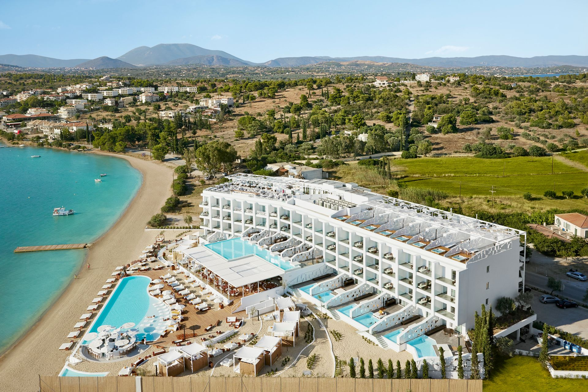 5* Nikki Beach Resort & Spa - Πόρτο Χέλι