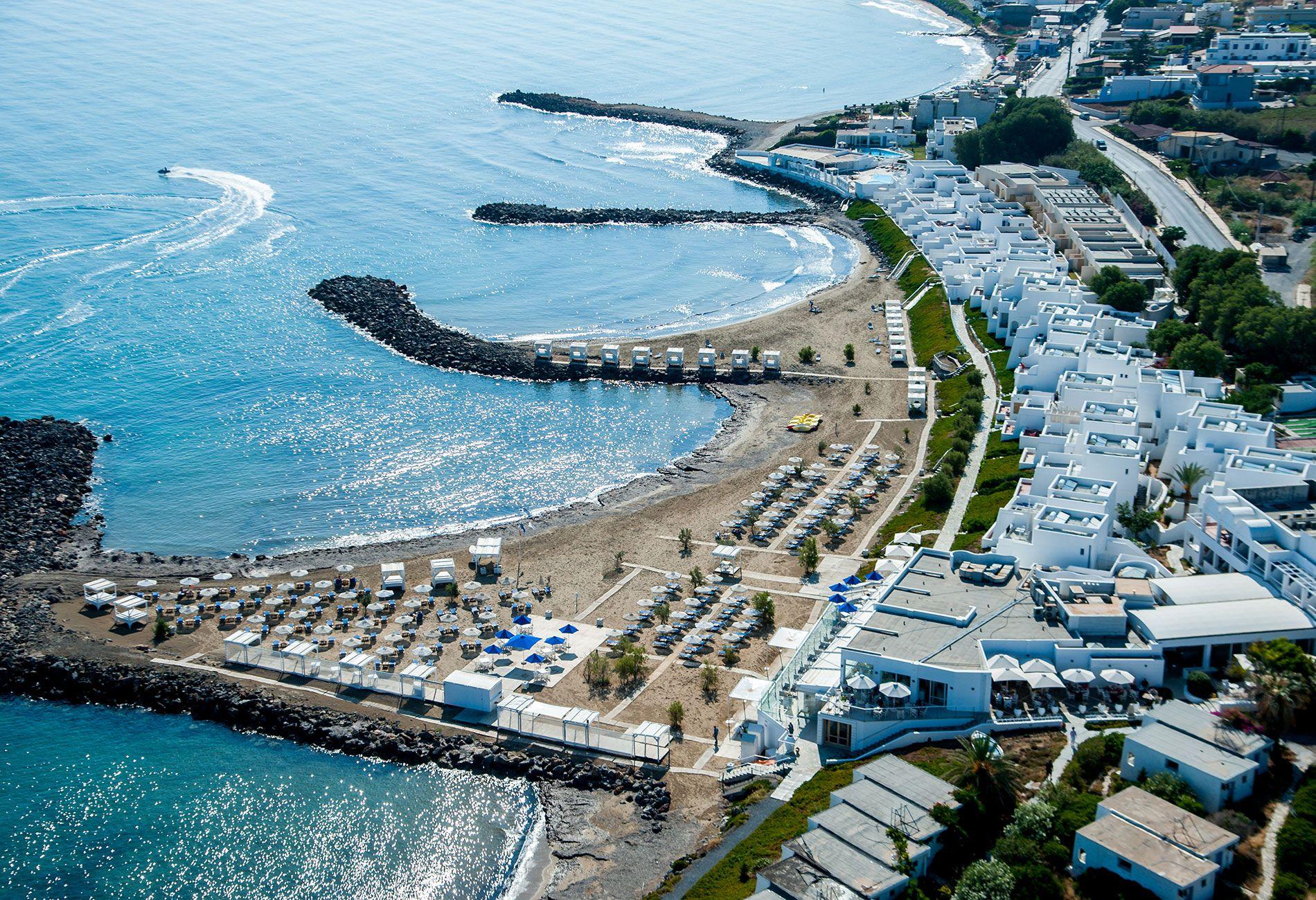 4* Knossos Beach Bungalows & Suites - Ηράκλειο, Kρήτη ✦ 4 Ημέρες (3 Διανυκτερεύσεις) ✦ 2 άτομα ✦ Πρωινό ✦ 28/08/2020 έως 20/09/2020 ✦ Μπροστά στην Παραλία!